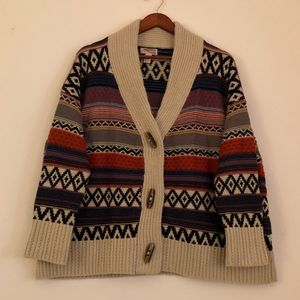 Forever 21 Sweaters - Pancho Cardigan